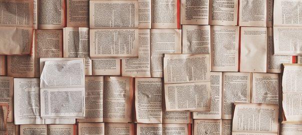 Libros abiertos. Autor: Free Photos